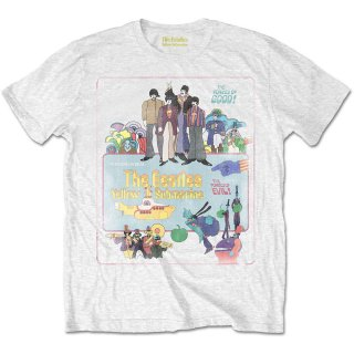 THE BEATLES Yellow Submarine Vintage Movie Poster, Tシャツ<img class='new_mark_img2' src='https://img.shop-pro.jp/img/new/icons5.gif' style='border:none;display:inline;margin:0px;padding:0px;width:auto;' />