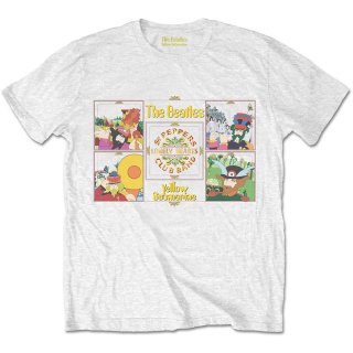 THE BEATLES Yellow Submarine Sgt Pepper Band, Tシャツ<img class='new_mark_img2' src='https://img.shop-pro.jp/img/new/icons5.gif' style='border:none;display:inline;margin:0px;padding:0px;width:auto;' />