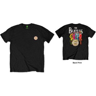 THE BEATLES Sgt Pepper 2, Tシャツ<img class='new_mark_img2' src='https://img.shop-pro.jp/img/new/icons5.gif' style='border:none;display:inline;margin:0px;padding:0px;width:auto;' />