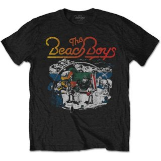 THE BEACH BOYS Live Drawing, Tシャツ