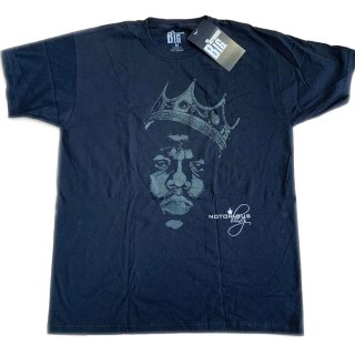 THE NOTORIOUS B.I.G. Green Crown, Tシャツ