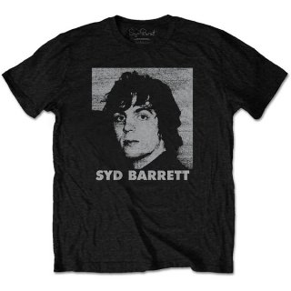 SYD BARRETT Headshot, Tシャツ<img class='new_mark_img2' src='https://img.shop-pro.jp/img/new/icons5.gif' style='border:none;display:inline;margin:0px;padding:0px;width:auto;' />