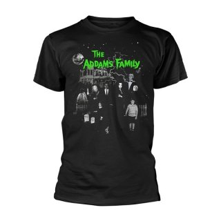 THE ADDAMS FAMILY Addams Family House, Tシャツ
