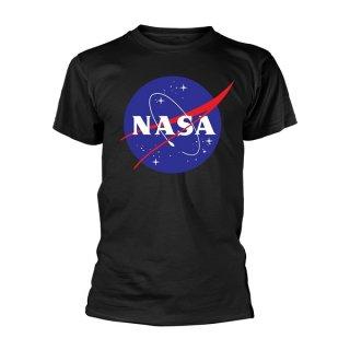 NASA Insignia Logo Blk, Tシャツ