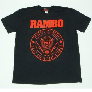RAMBO First Blood 1982, Tシャツ