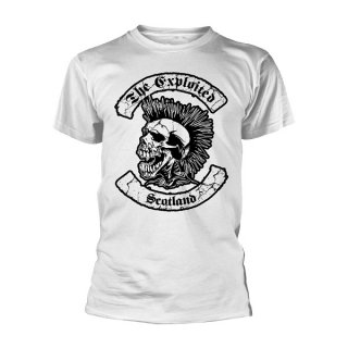 THE EXPLOITED Scotland, Tシャツ