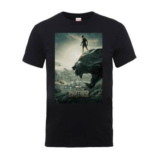 BLACK PANTHER Poster, Tシャツ