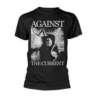 AGAINST THE CURRENT Back Bend, Tシャツ