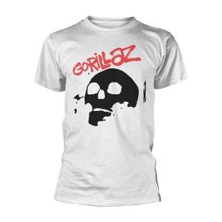 GORILLAZ Skull, Tシャツ