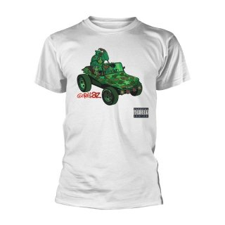 GORILLAZ Tank, Tシャツ