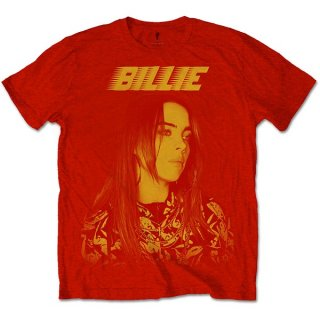 BILLIE EILISH Racer Logo Jumbo, Tシャツ