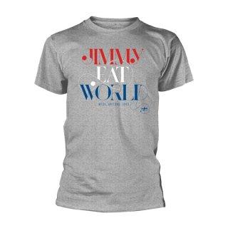JIMMY EAT WORLD Swoop, Tシャツ