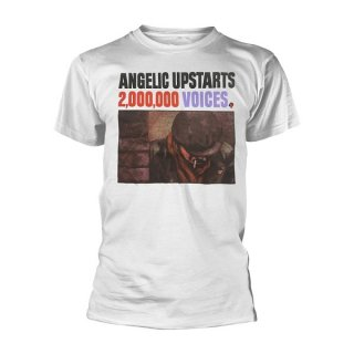 ANGELIC UPSTARTS 2,000,000 Voices, Tシャツ