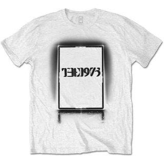THE 1975 Black Tour Wht, Tシャツ