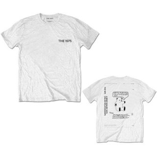 THE 1975 Abiior Teddy, Tシャツ