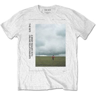 THE 1975 ABIIOR Side Fields, Tシャツ