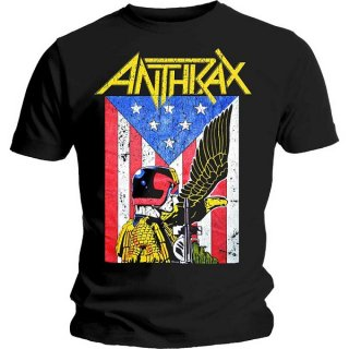 ANTHRAX Dread Eagle, Tシャツ