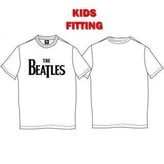 THE BEATLES Drop T Logo, 子供用Tシャツ