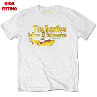 THE BEATLES Nothing Is Real, 子供用Tシャツ