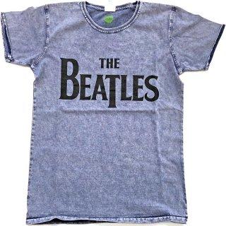 THE BEATLES Drop T Logo 9, Tシャツ