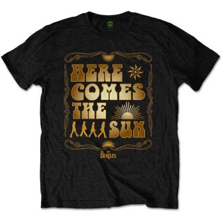 THE BEATLES Here Comes The Sun, Tシャツ