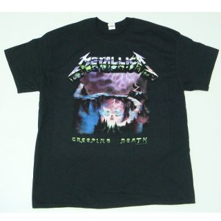 METALLICA Creeping Death Black, Tシャツ