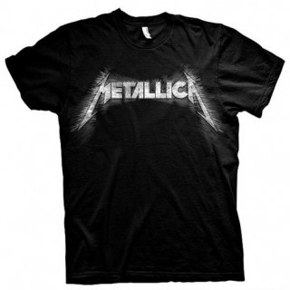 METALLICA Spiked Black, Tシャツ