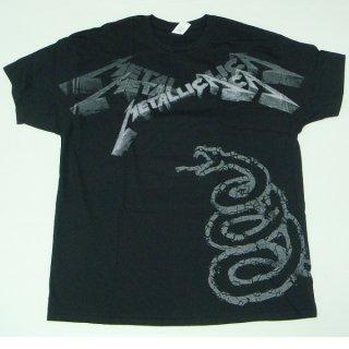 METALLICA Album Faded A/o Black, Tシャツ