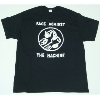 RAGE AGAINST THE MACHINE  Ratm Molotov & Stencil, Tシャツ