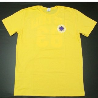 RED HOT CHILI PEPPERS Los Chili Yellow, Tシャツ