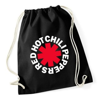 RED HOT CHILI PEPPERS Asterisk, ドローストリングバッグ