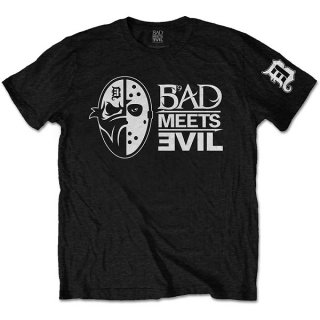 BAD MEETS EVIL Masks 2, Tシャツ<img class='new_mark_img2' src='https://img.shop-pro.jp/img/new/icons5.gif' style='border:none;display:inline;margin:0px;padding:0px;width:auto;' />