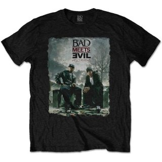 BAD MEETS EVIL Burnt, Tシャツ<img class='new_mark_img2' src='https://img.shop-pro.jp/img/new/icons5.gif' style='border:none;display:inline;margin:0px;padding:0px;width:auto;' />