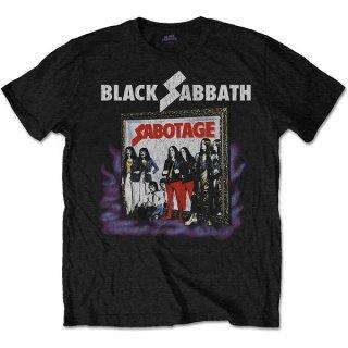 BLACK SABBATH Sabotage Vintage, Tシャツ<img class='new_mark_img2' src='https://img.shop-pro.jp/img/new/icons5.gif' style='border:none;display:inline;margin:0px;padding:0px;width:auto;' />