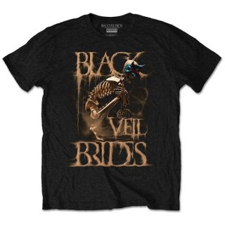 BLACK VEIL BRIDES Dust Mask, Tシャツ<img class='new_mark_img2' src='https://img.shop-pro.jp/img/new/icons5.gif' style='border:none;display:inline;margin:0px;padding:0px;width:auto;' />