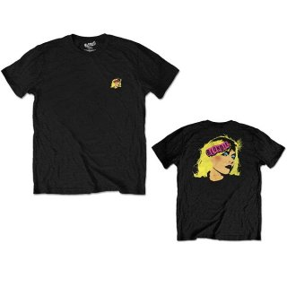 BLONDIE Punk Logo, Tシャツ<img class='new_mark_img2' src='https://img.shop-pro.jp/img/new/icons5.gif' style='border:none;display:inline;margin:0px;padding:0px;width:auto;' />