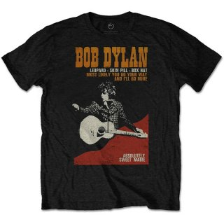 BOB DYLAN Sweet Marie, Tシャツ<img class='new_mark_img2' src='https://img.shop-pro.jp/img/new/icons5.gif' style='border:none;display:inline;margin:0px;padding:0px;width:auto;' />