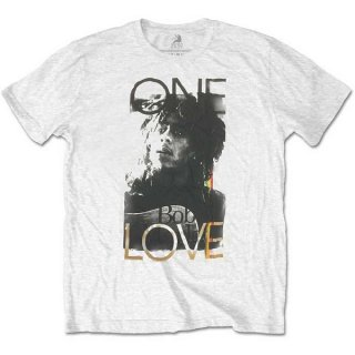 BOB MARLEY One Love, Tシャツ<img class='new_mark_img2' src='https://img.shop-pro.jp/img/new/icons5.gif' style='border:none;display:inline;margin:0px;padding:0px;width:auto;' />