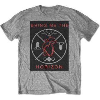 BRING ME THE HORIZON Heart & Symbols, Tシャツ<img class='new_mark_img2' src='https://img.shop-pro.jp/img/new/icons5.gif' style='border:none;display:inline;margin:0px;padding:0px;width:auto;' />