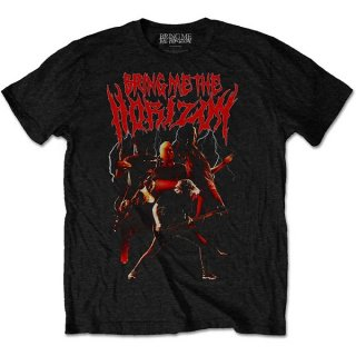 BRING ME THE HORIZON Lightning, Tシャツ<img class='new_mark_img2' src='https://img.shop-pro.jp/img/new/icons5.gif' style='border:none;display:inline;margin:0px;padding:0px;width:auto;' />
