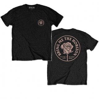 BRING ME THE HORIZON Too Late, Tシャツ<img class='new_mark_img2' src='https://img.shop-pro.jp/img/new/icons5.gif' style='border:none;display:inline;margin:0px;padding:0px;width:auto;' />