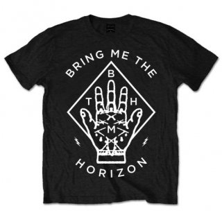BRING ME THE HORIZON Diamond Hand 2, Tシャツ<img class='new_mark_img2' src='https://img.shop-pro.jp/img/new/icons5.gif' style='border:none;display:inline;margin:0px;padding:0px;width:auto;' />