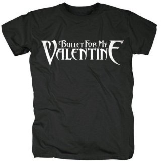 BULLET FOR MY VALENTINE Logo, Tシャツ<img class='new_mark_img2' src='https://img.shop-pro.jp/img/new/icons5.gif' style='border:none;display:inline;margin:0px;padding:0px;width:auto;' />