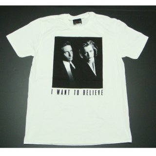 THE X-FILES Want To Believe, Tシャツ