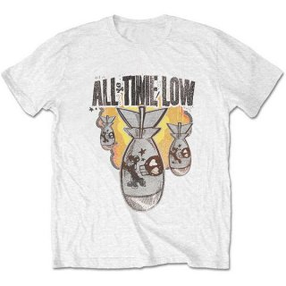 ALL TIME LOW Da Bomb, Tシャツ<img class='new_mark_img2' src='https://img.shop-pro.jp/img/new/icons5.gif' style='border:none;display:inline;margin:0px;padding:0px;width:auto;' />