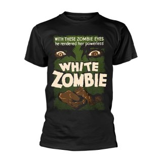 WHITE ZOMBIE Poster Blk, Tシャツ