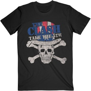 THE CLASH Take The 5th, Tシャツ<img class='new_mark_img2' src='https://img.shop-pro.jp/img/new/icons5.gif' style='border:none;display:inline;margin:0px;padding:0px;width:auto;' />
