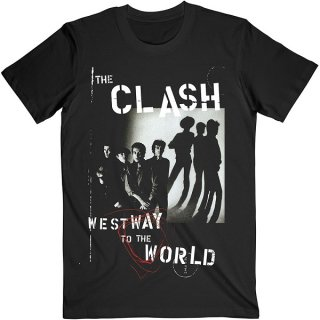 THE CLASH Westway To The World, Tシャツ<img class='new_mark_img2' src='https://img.shop-pro.jp/img/new/icons5.gif' style='border:none;display:inline;margin:0px;padding:0px;width:auto;' />
