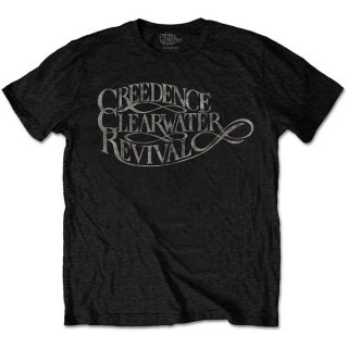 CREEDENCE CLEARWATER REVIVAL Vintage Logo, Tシャツ<img class='new_mark_img2' src='https://img.shop-pro.jp/img/new/icons5.gif' style='border:none;display:inline;margin:0px;padding:0px;width:auto;' />