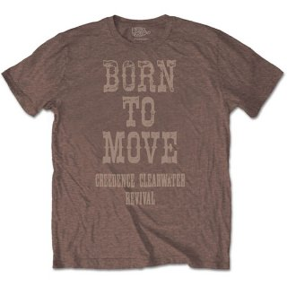 CREEDENCE CLEARWATER REVIVAL Born To Move, Tシャツ<img class='new_mark_img2' src='https://img.shop-pro.jp/img/new/icons5.gif' style='border:none;display:inline;margin:0px;padding:0px;width:auto;' />